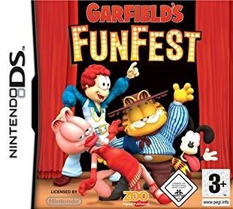 Garfield's Fun Fest (Video Game)