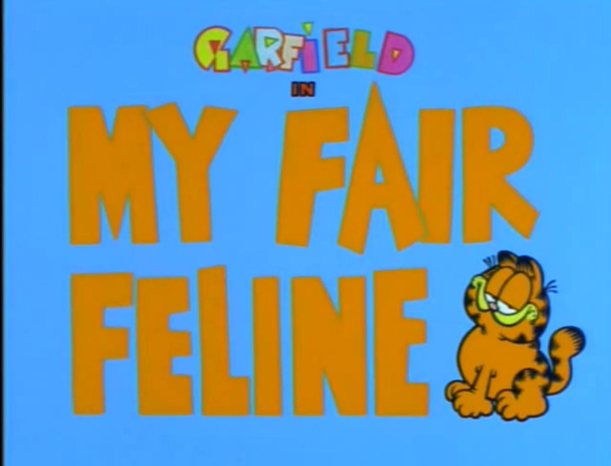 My Fair Feline