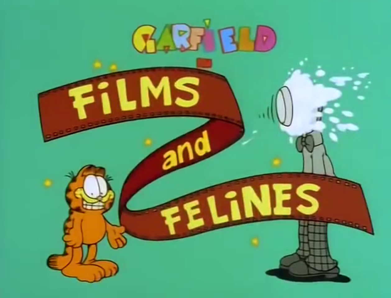 Films and Felines