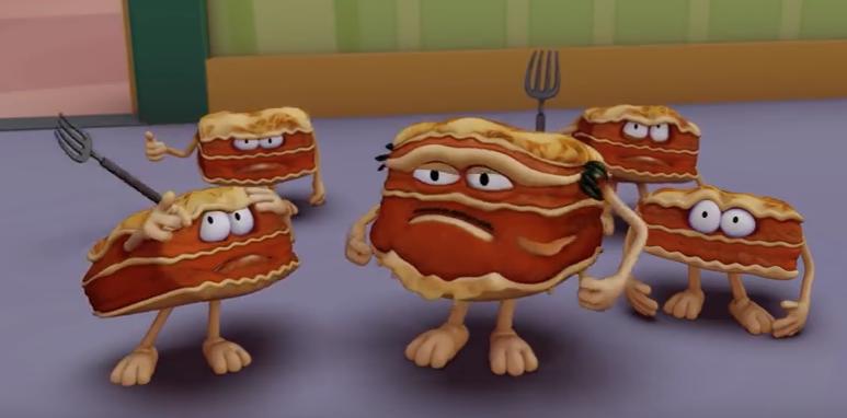 The Space Lasagna Garfield Wiki Fandom