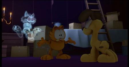 Ghost Cat Garfield Wiki Fandom