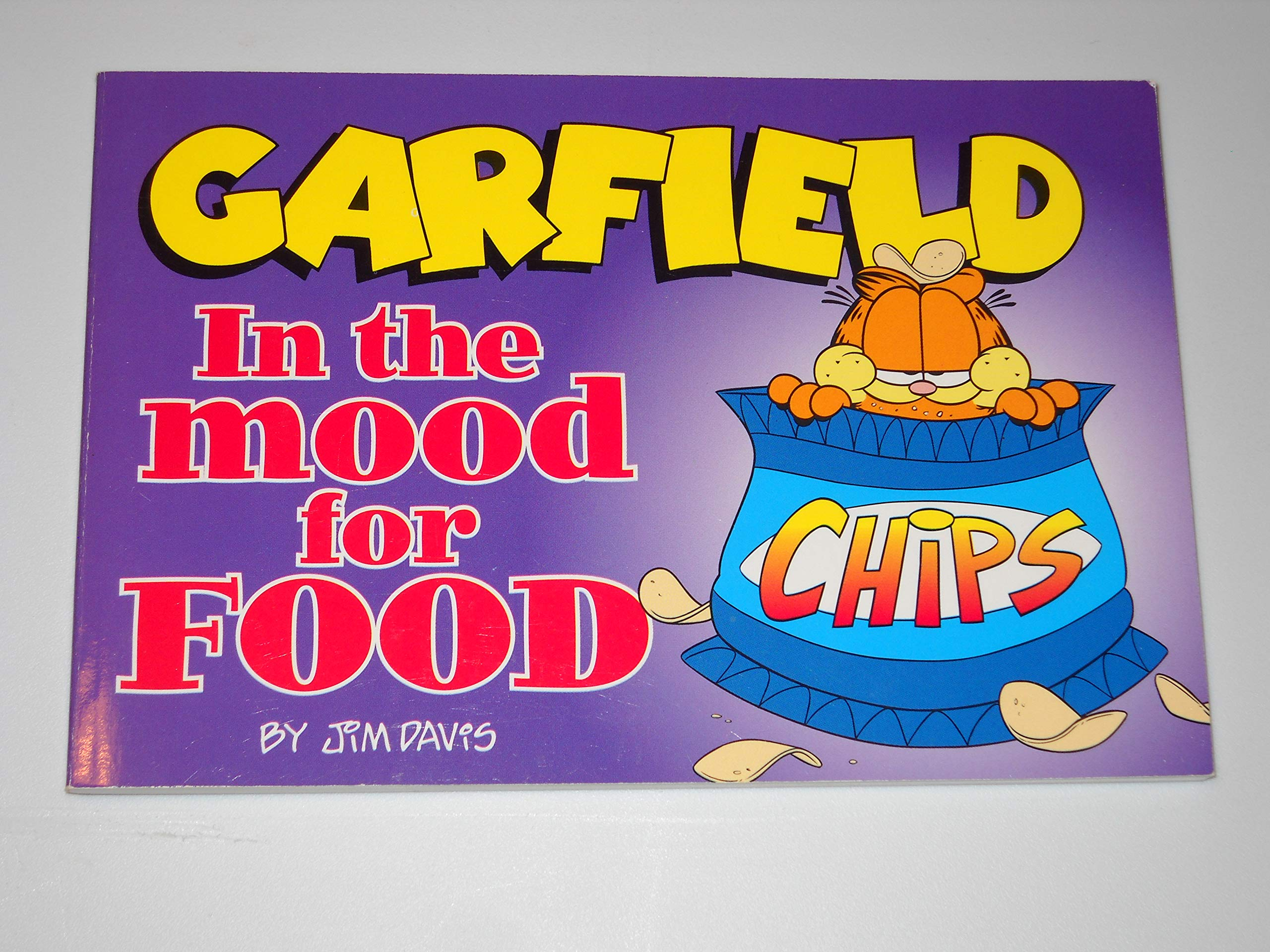 Garfield in the Mood for Food