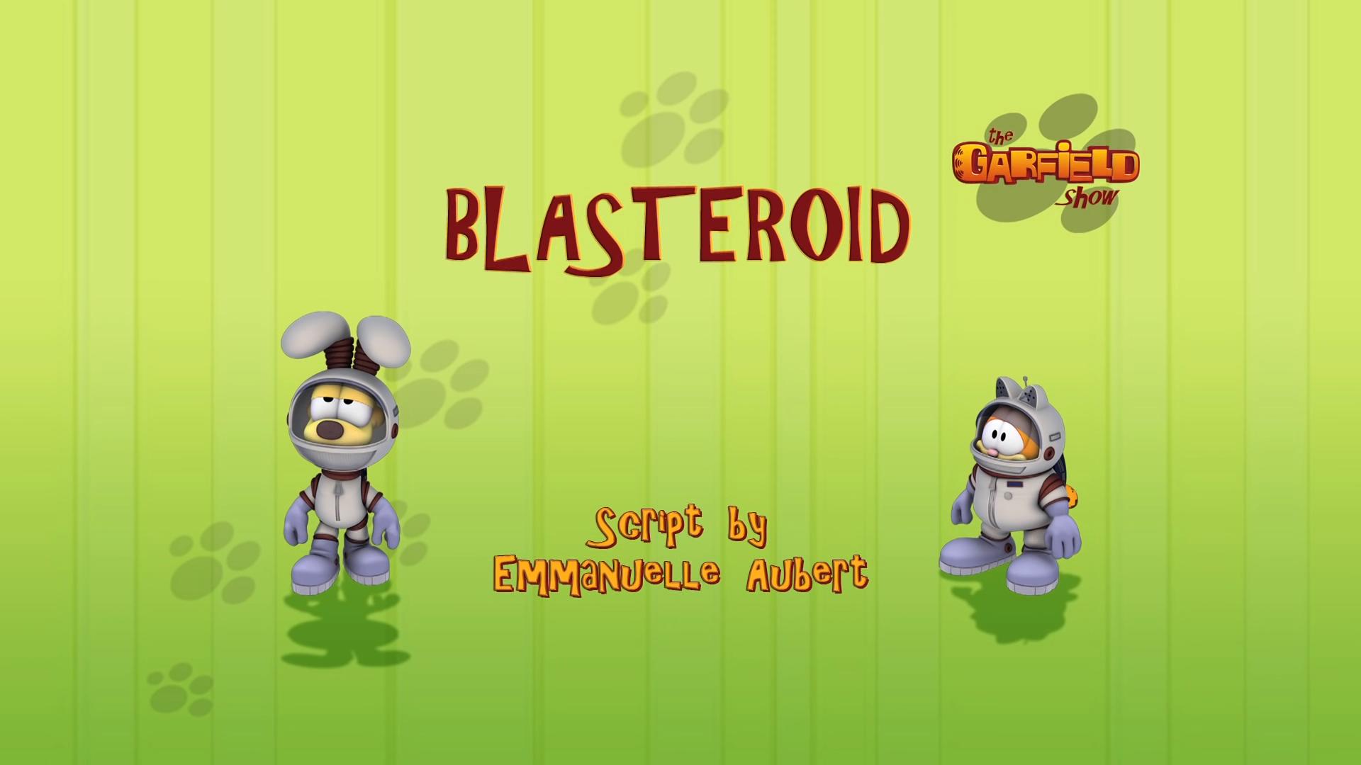 Blasteroid