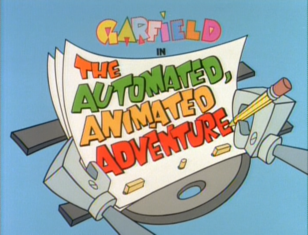 The Automated, Animated Adventure