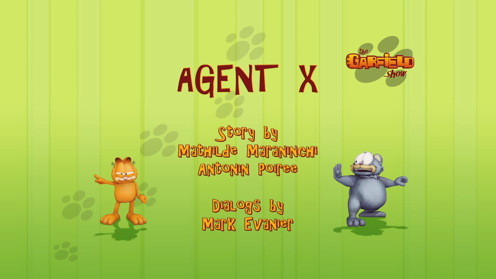 Agent X (episode)