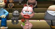 Arlene is worried about Garfield