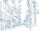 Yuyuan Street Concept