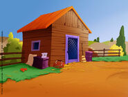 Chicken House 1 Concept