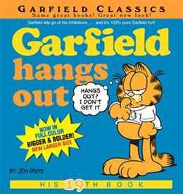 Garfield Hangs Out