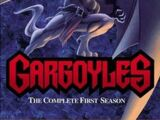 Gargoyles The Complete First Season