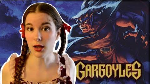 Gargoyles REVIEW! (Pixie Talks Review Vlog!)