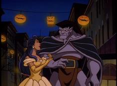 Elisa Maza Halloween 1995