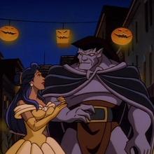 Elisa Maza Halloween 1995.png