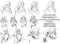 Elisa and goliath szekeres by elf fin