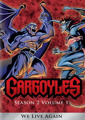 Gargoyles Season 2 Volume 1