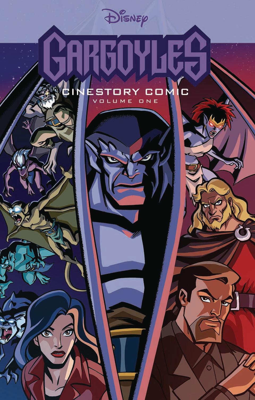 Disney's Gargoyles Cinestory: Volume 1