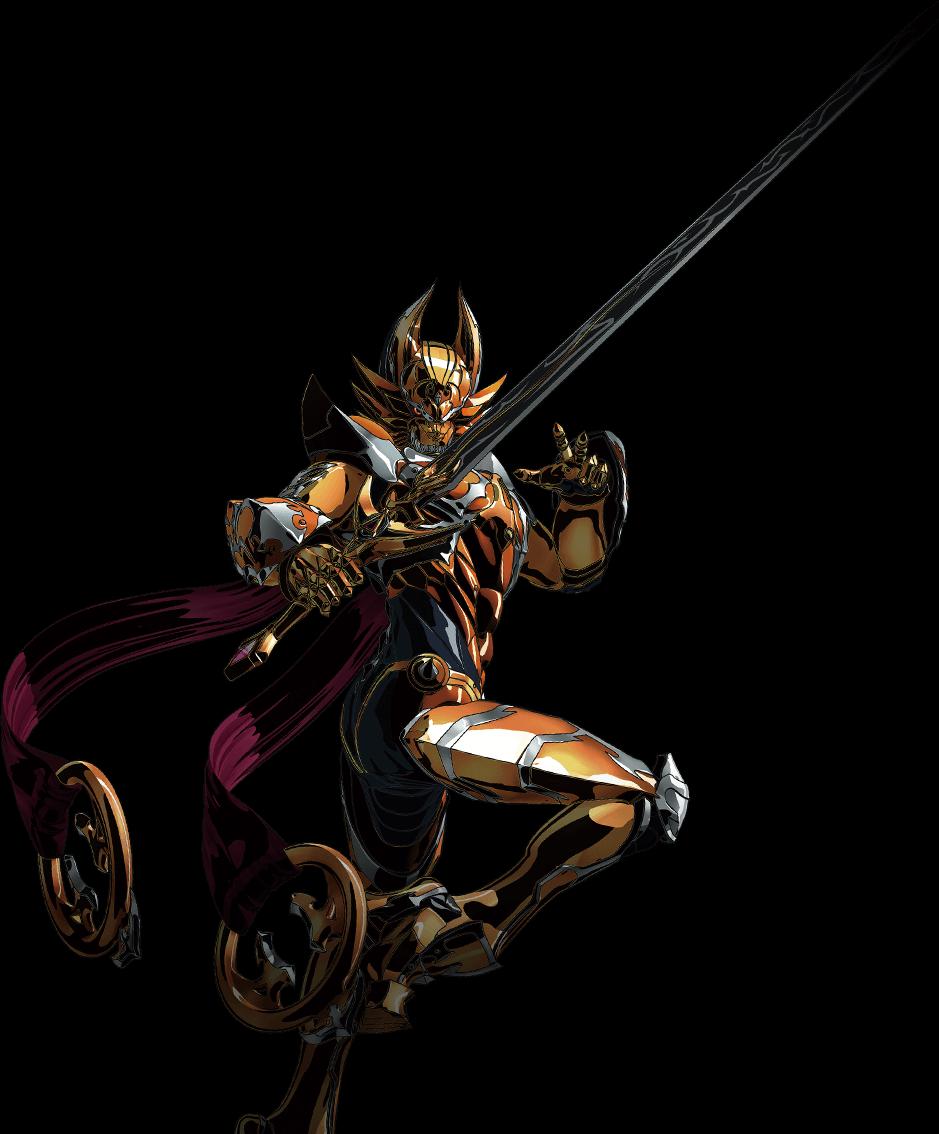 Garo (Anime Armor)/CSoF