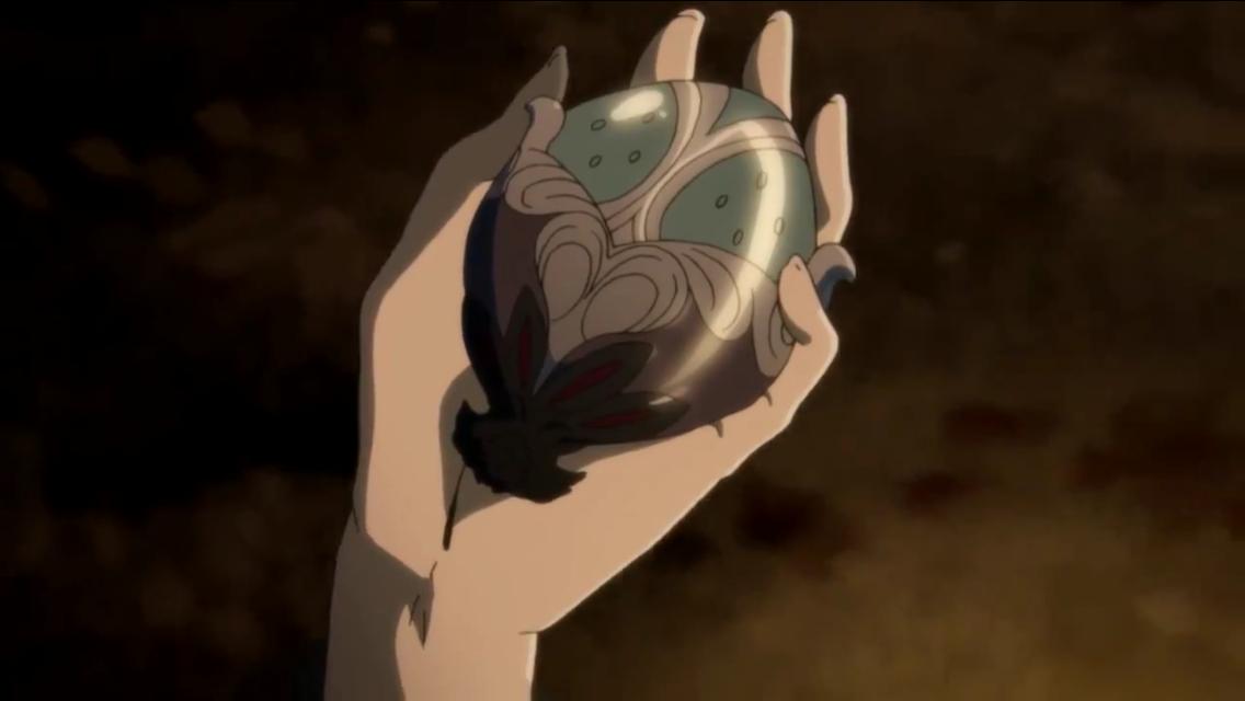 Egg-shaped Madōgu