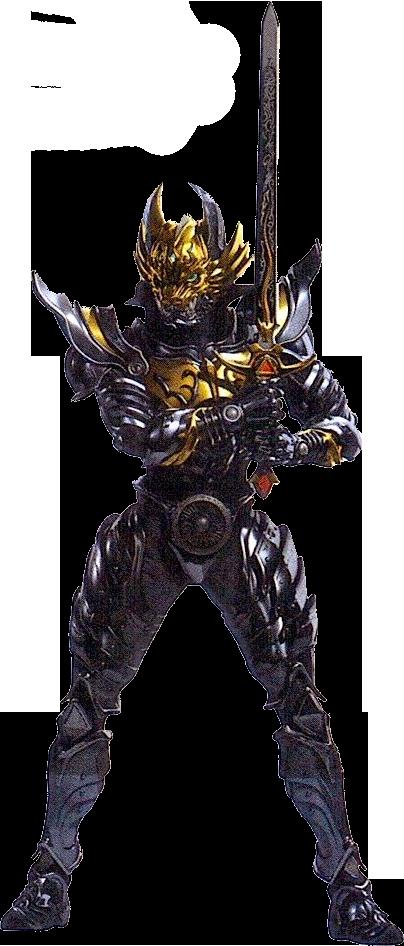 Garo (Ryūga-verse Armor)