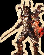 Dragon Knight Edel