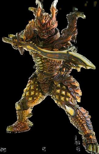 Dragon Knight Armor