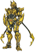 Sword Garo Armor