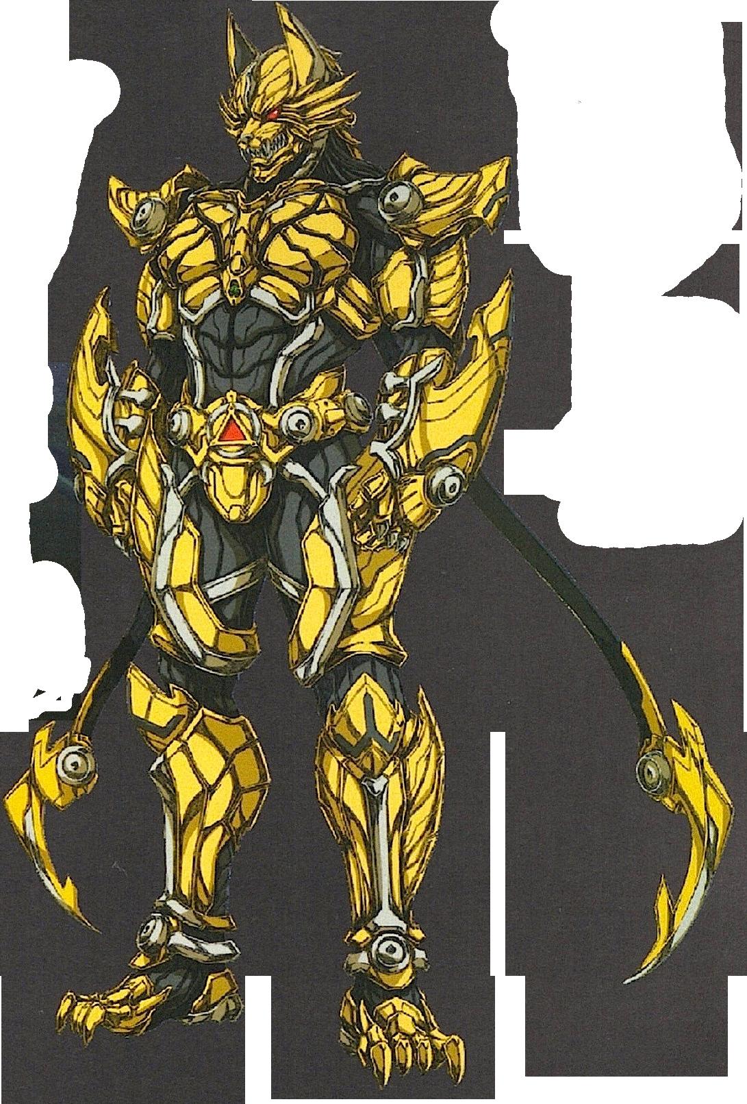 Garo (Anime Armor)/VL