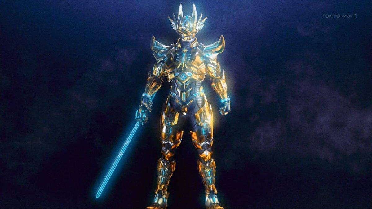 Garo (Versus Road Armor)
