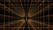 Leon inside the Black Corridor