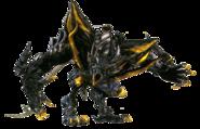 Kiba Lost Soul Beast