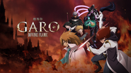 Garo Divine Flame Poster