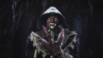 Red-Masked Man