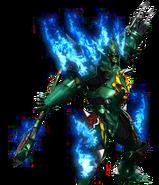 Blazing Armament Giga