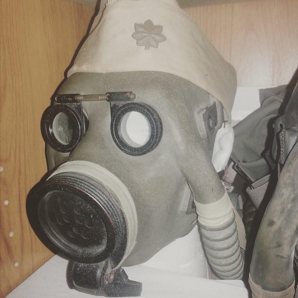 MI-I-5 Army Optical Mask