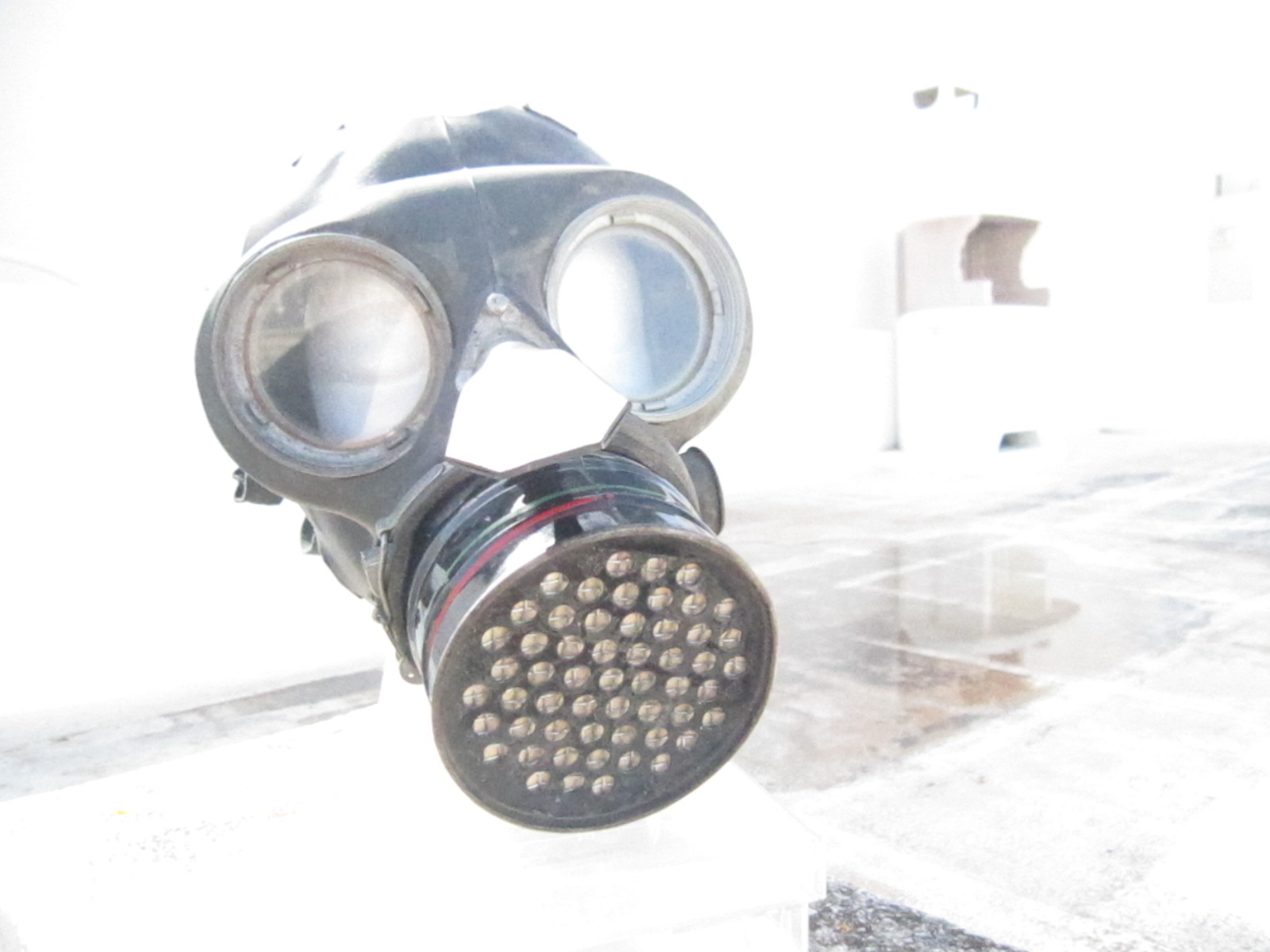 British Civilian Duty Respirator