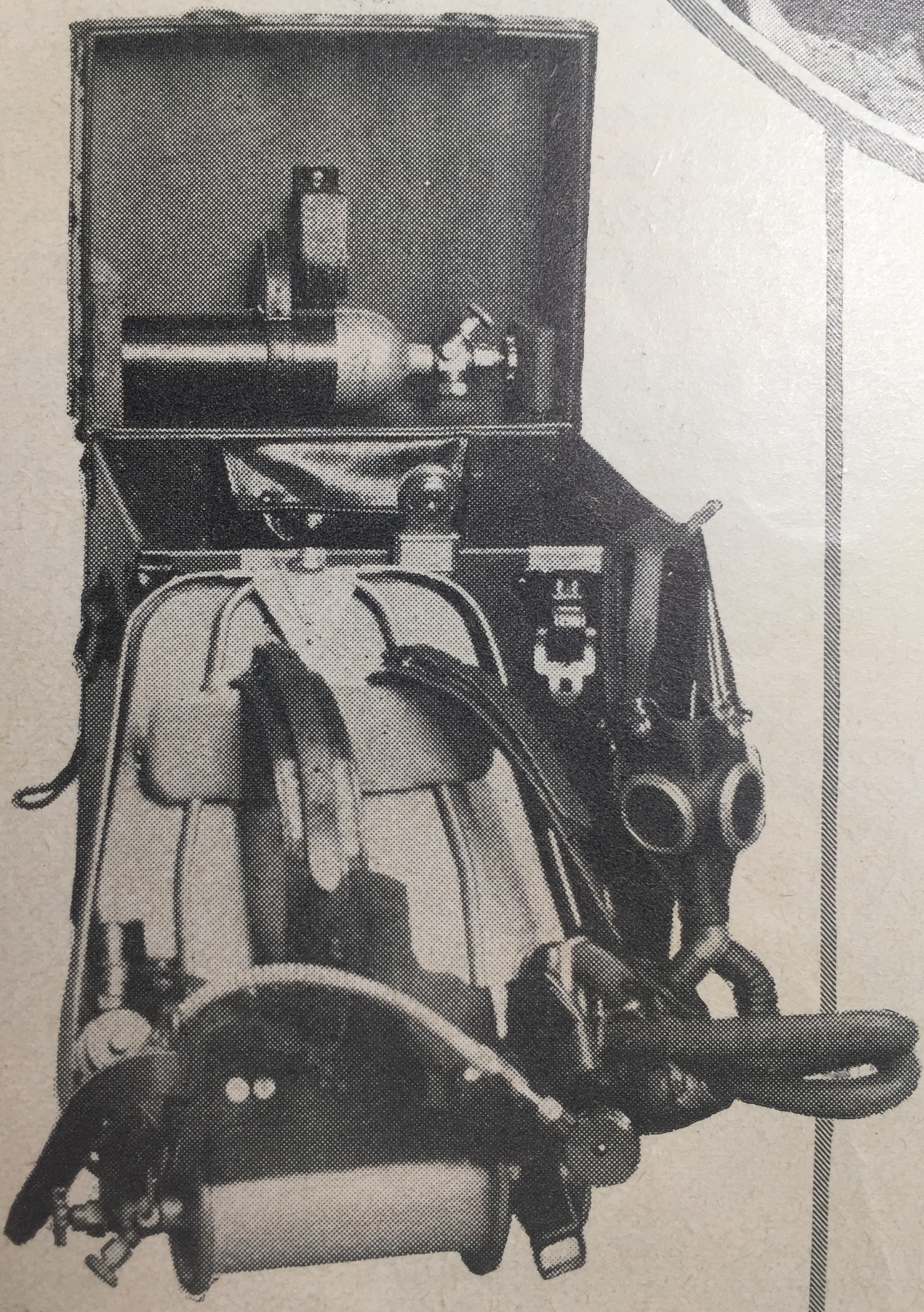 McCaa Breathing Apparatus
