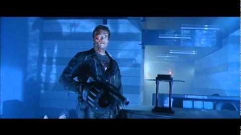 Terminator 2 kneecapped