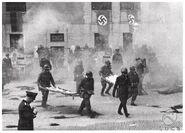 Unpa, 1941, germania forse