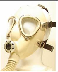 Wilson Universal gas mask