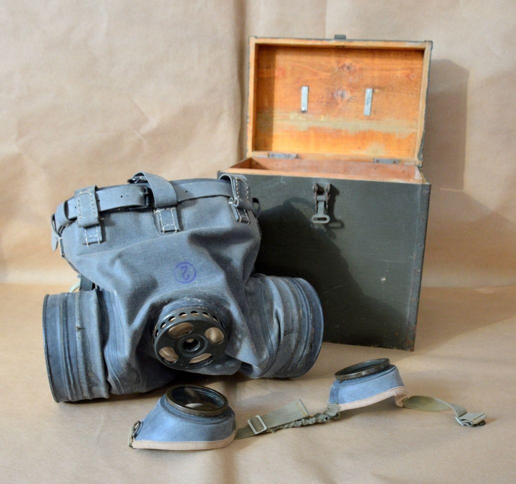 Soviet Horse gas mask