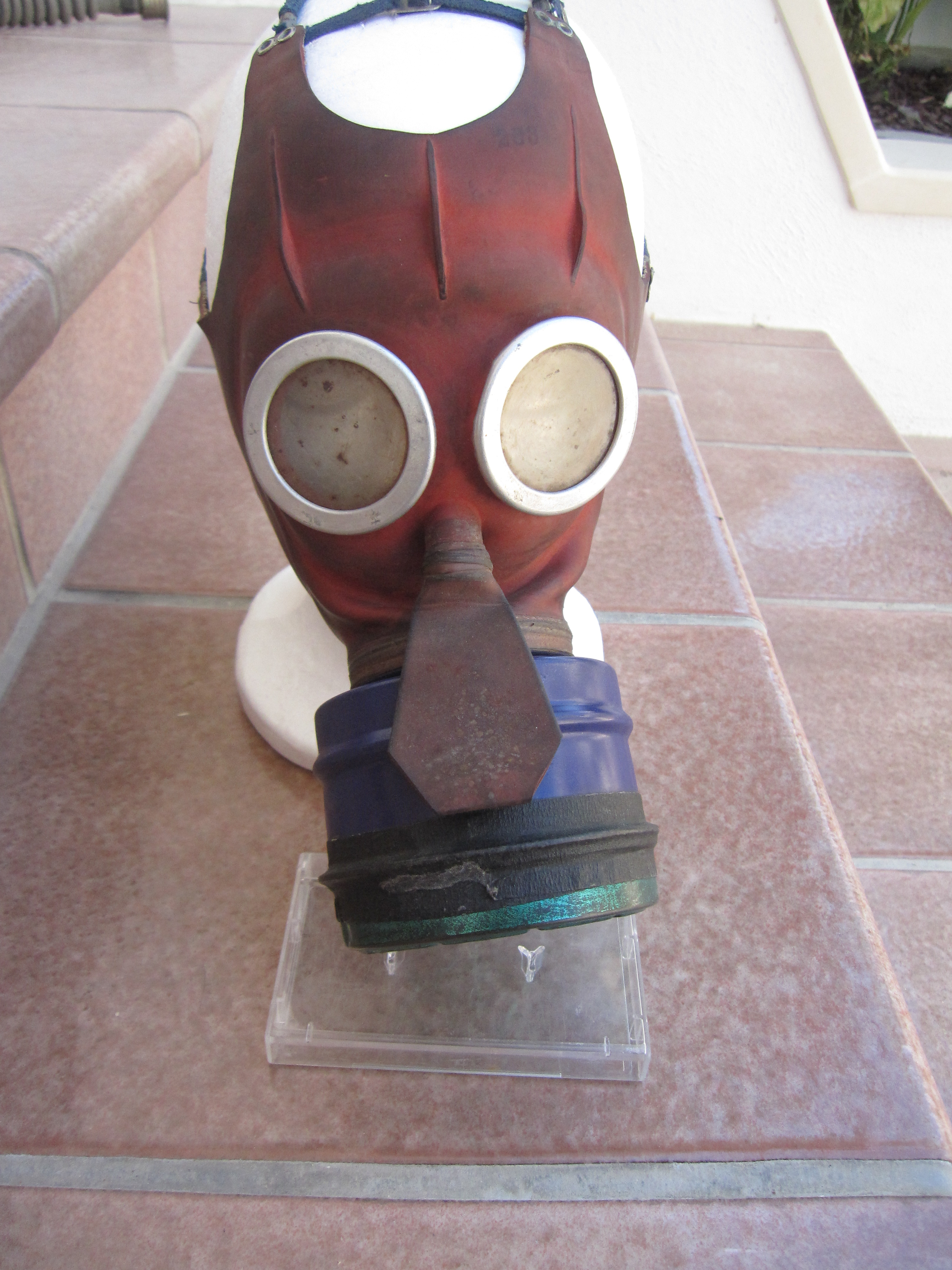 Avon C2 'Mickey Mouse' Small Child Respirator
