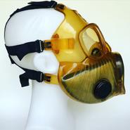 XM27 Silicone Prototype Gas Mask (2)