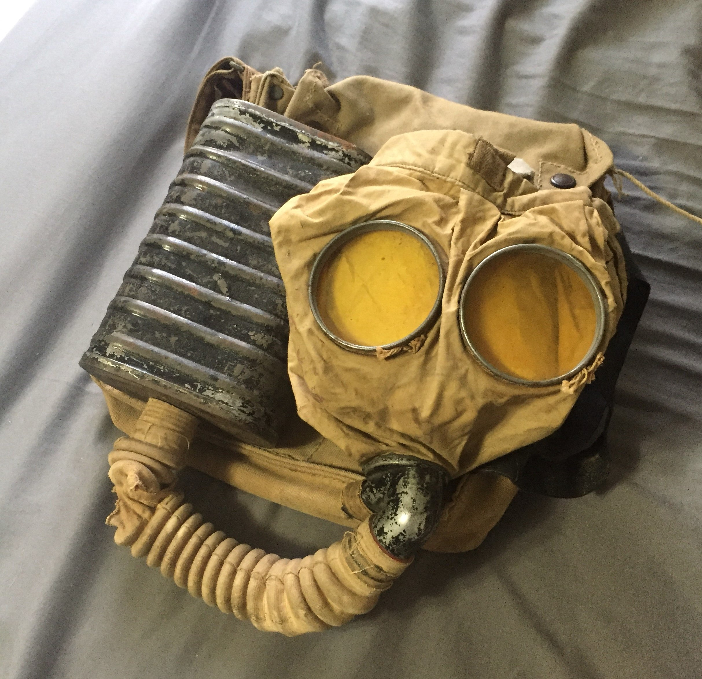 American Small Box Respirator