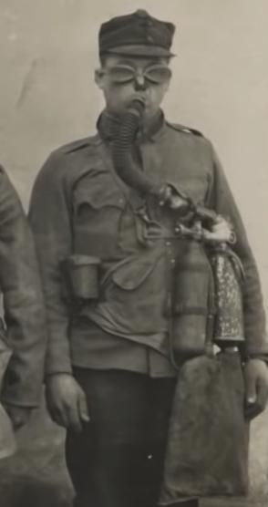 H.S.S. Gerät 1916