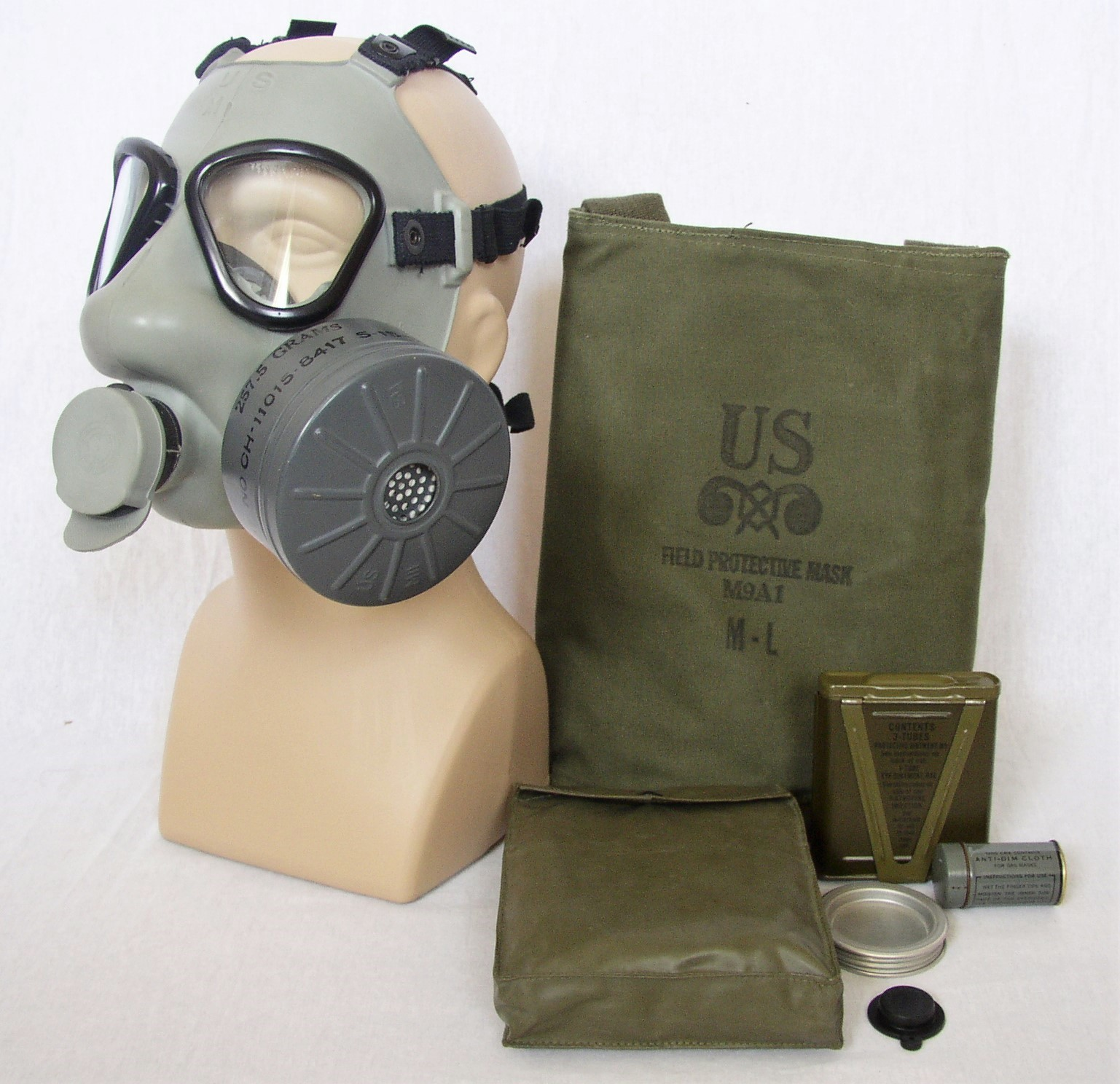 M9 Field Protective Mask