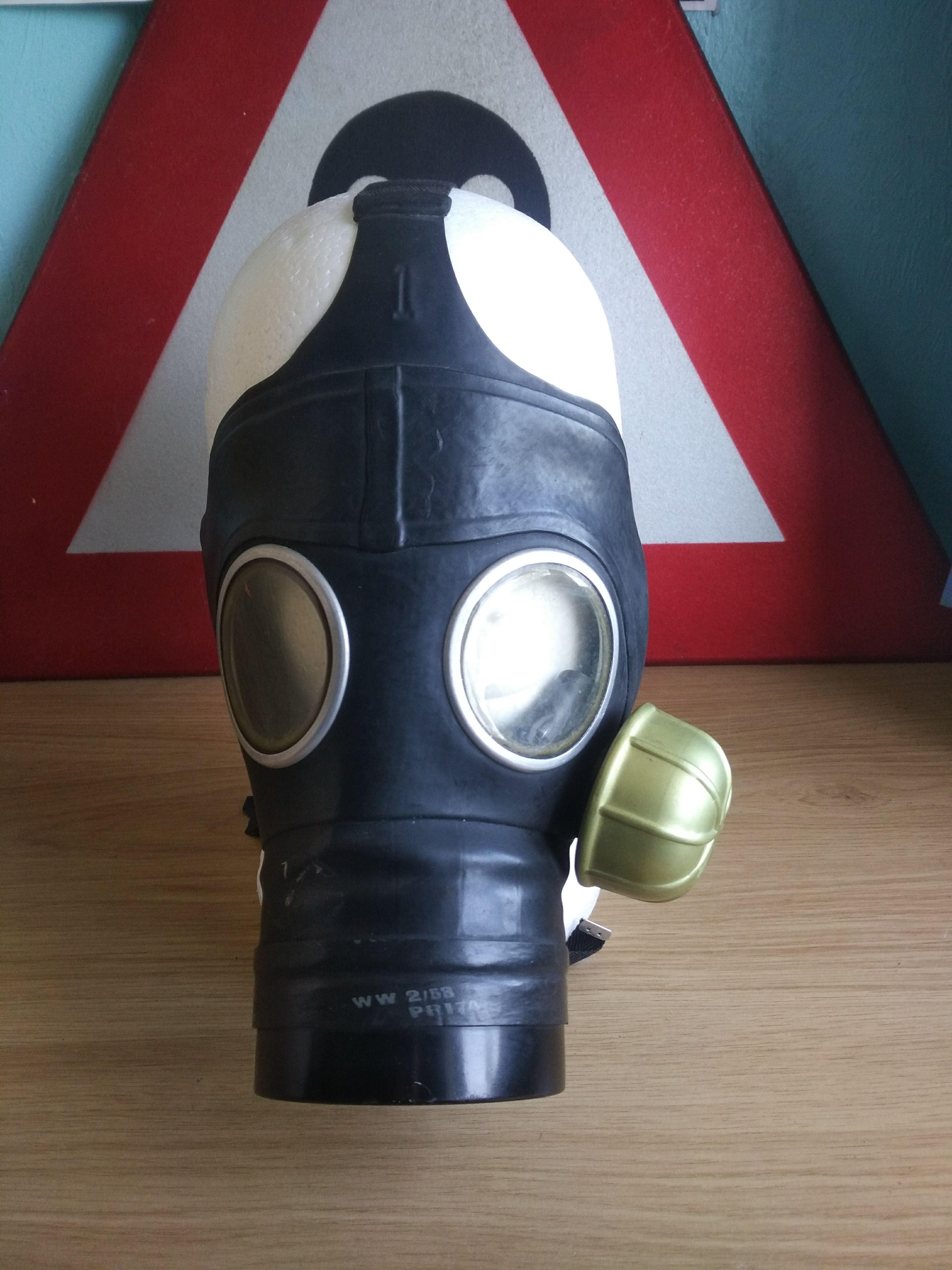 C7 General Civilian Respirator