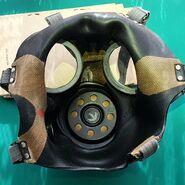 L3 rubber mask 1940s