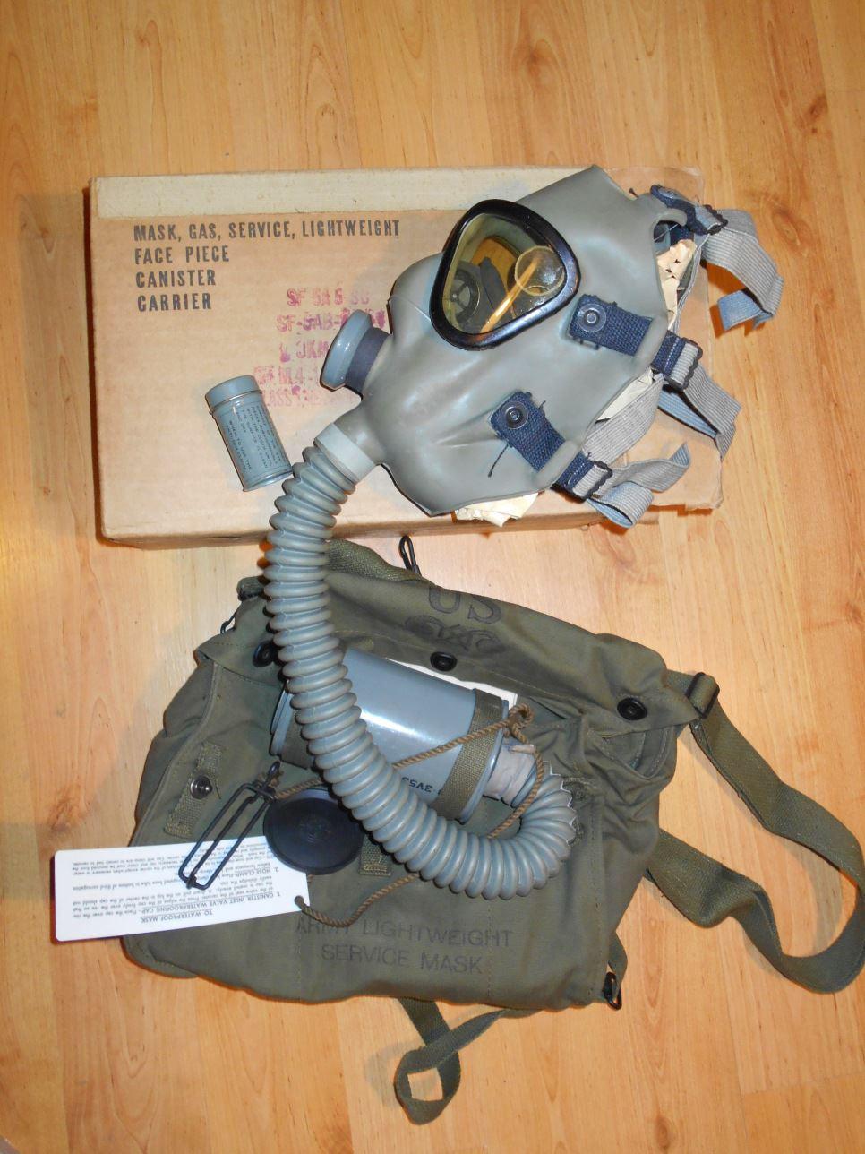 M4-10A1-6 Lightweight Service Mask