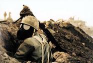 Iran-Iraq War - Iranian Trooper