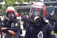 Polis perusuh